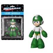Action Figure Mega Man Scudo Foglia Funko Action Figure