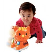 VTech Early Education Toy Catch-Me-Kitty Music Toy for Kids