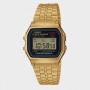 Casio Uhr A159WGEA-1EF - Goud - Size: no size; unisex