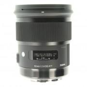 Sigma 50mm 1:1.4 DG HSM Art für Canon Schwarz refurbished