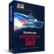 Bitdefender GmbH Bitdefender Antivirus Plus 2017, 1 PC - 1 Jahr, Download