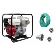 Honda Pompa wody QP 402 ZESTAW Raty 10 x 0% | Dostawa 0 zł | Dostępny 24H | Gwarancja 5 lat | Olej 10w-30 gratis | tel. 22 266 04 50 (Wa-wa)