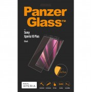 PanzerGlass Sony Xperia 10 Plus Screenprotector Glas Zwart
