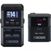 Boss WL-60 Sistema Inalambrico