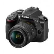Nikon D3400 DSLR Camera with AF-P 18-55mm ASP VR II Lens