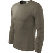 ADLER FIT-T Long Sleeve Pánské triko 11929 arny XXL