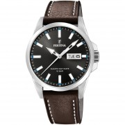 Reloj F20358/1 Marrón Festina Hombre Acero Clasico Festina