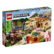 Lego Конструктор Lego Minecraft Патруль разбойников 21160