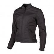 DXR Motorradjacke Motorradschutzjacke DXR Stardust Damen Sport Textiljacke schwarz 46 schwarz