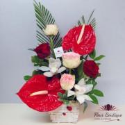 Cos floral Surpriza CF051
