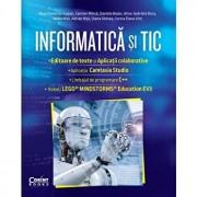Informatica si TIC clasa a VII-a. Editoare de text si aplicatii colaborative, Camtasia Studio, C++, EV3/N. Dumintru-Lupan, C. Minca, D. Bejan, A. Boca, M. Nita, A. Nita, D. Ghinea, C. Vint