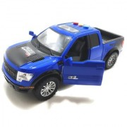 Ktrs enterprises Raptor F-150 Truck Toy - Friction Power Toy Vehicles for 3+ Years Old Boys and Girls Light Sound To