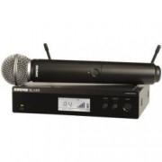 Shure BLX24RE/SM58 H8E sistema microfonos inalambricos