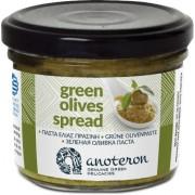 Olivová pasta ze zelených oliv 100g