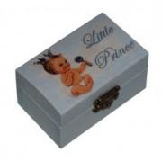 Cutiuta pentru prima suvita sau primul dintisor Micul print Little Angel