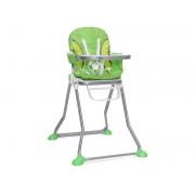 Scaun de masa copii Cangaroo Juicy Verde