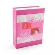 Album foto Summer Breeze slip-in 13x18 100 poze roz