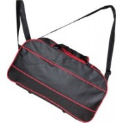 One Up 20 inch/50 cm (Expandable) Expandable Red-1 Trolley Bag Duffel Strolley Bag(Red)