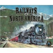 Railways of North America (2017 English Second Edition)