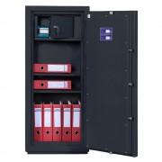 Seif certificat SR EN 1143-1 Clasa II,1182x500x500 mm,Model CL.II.120.KK