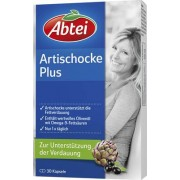 Omega Pharma Deutschland GmbH ABTEI Artischocke Kapseln 23 g