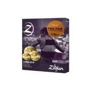 Kit De Pratos Zildjian Planet Z Plz4pk 14hh 16crash 20ride