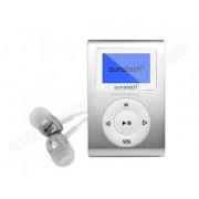 SUNSTECH MP3 Sunstech DEDALOIII 4 GB 1.1 Argenté