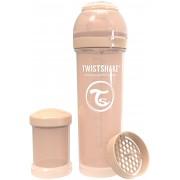 Twistshake Anti-Colic 330 ml, Pastell Beige