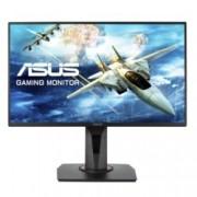 """Монитор Asus VG258Q, 24.5"""" (62.23 cm) TN панел, Full HD, 1ms, 100 000 000:1, 400cd/m2, Display Port, HDMI, DVI"""