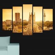 Декоративни панели за стена с изглед от Мадрид Vivid Home