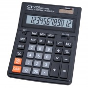 Calculator Citizen de birou cu 12 digiti SDC444S