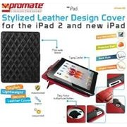 Promate iPose.10 Protective leather case with
