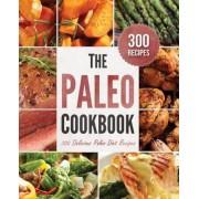 Paleo Cookbook: 300 Delicious Paleo Diet Recipes, Paperback