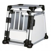 Jaula De Aluminio Trixie Para Transporte 48x57x64 Cm