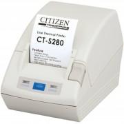 Imprimanta termica Citizen CT-S280, serial, alb
