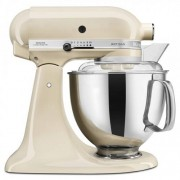 KitchenAid 5KSM175PSBAC Artisan 4.8L Stand Mixer Almond Cream