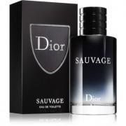 Dior Sauvage eau de toilette para homens 100 ml caixa de presente