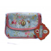 PiP Studio Cosmeticbag+flap S Chinese Rose - Blue