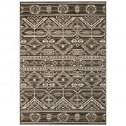 vidaXL szizál hatású beltéri/kültéri szőnyeg 160 x 230 cm geometrikus
