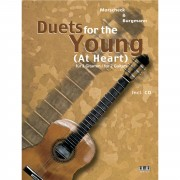 AMA Verlag Duets for the Young Gitarre, inkl. CD