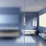 vidaXL Película de privacidade fosca para janelas branco opaco 0,9x100m