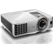 Видеопроектор BenQ MS630ST, DLP, SVGA, 3200 ANSI, 13000:1, Късофокусен, бял
