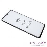 Folija za zastitu ekrana GLASS 5D za Xiaomi Mi 9 SE crna