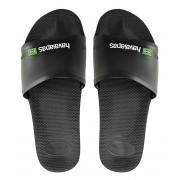 Havaianas Slippers Flipflops Slide Brasil Zwart
