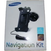 Стойка за автомобил за Samsung Navigation Kit+зарядно за автомобил