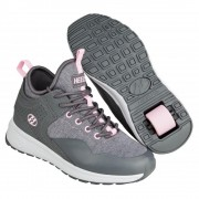 Heelys Piper Charcoal/Light Pink