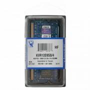 Kingston Pamięć RAM Kingston KVR13S9S8/4 DDR3 SO-DIMM 4GB 1333 MHz