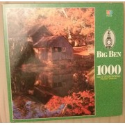 Big Ben 1000 Piece Puzzle - A Reflection of Simpler Times