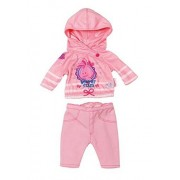 Zapf Creation Baby Born 822166 Leisure Collection, Assorted Colours