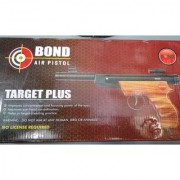 Prijam Air Gun Btpw For Perfect Target Practice With 300 Pellets And 1 Cover